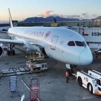 Air Canada C-FKSV Boeing 787-9 Dreamliner #YVR