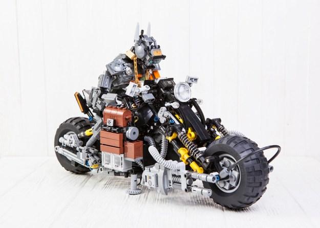Chappie and his bike