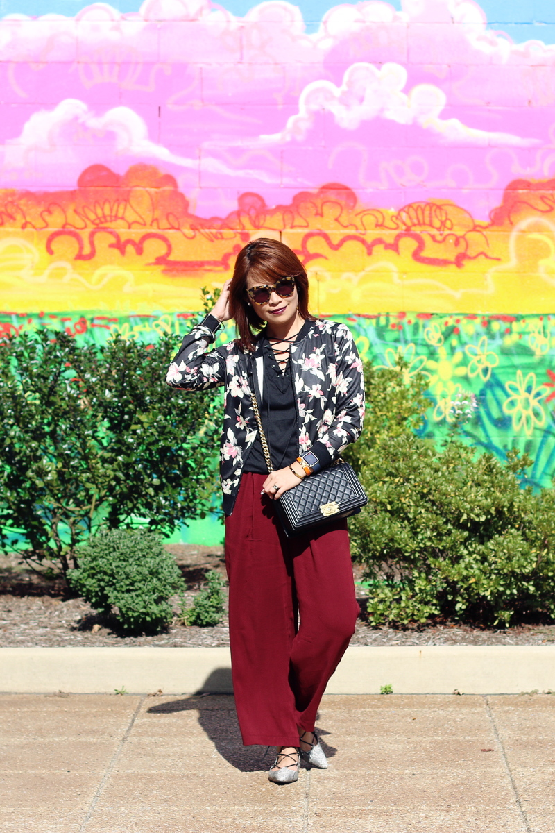 sammy-dress-bomber-jacket-laceup-top-burgundy-culottes-1