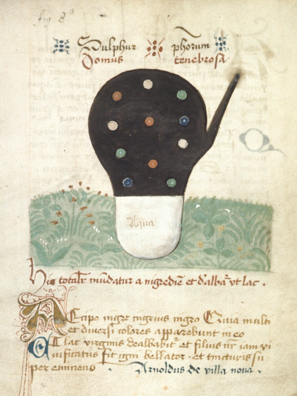 History: The dizzying world of alchemy and the philosopher ...