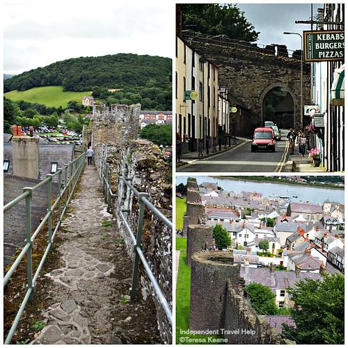 Conwy's City Walls