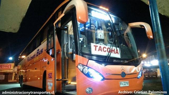 Bus 152 fxzz52 Tacoha Roma 370 02