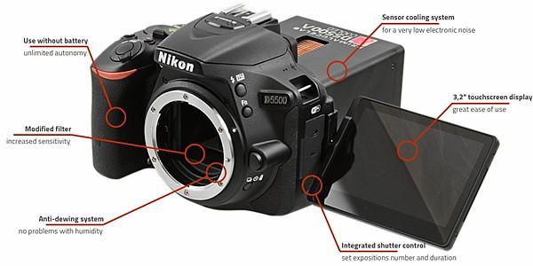 Nikon-D550a-Cooled-specs