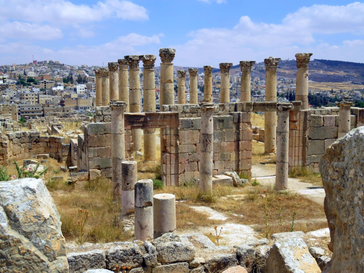 Jerash, la Roma de Jordania / Jordan - Jerash / Gerasa Jerash, la Roma de Jordania Jerash, la Roma de Jordania 30498130211 124c754b8a o