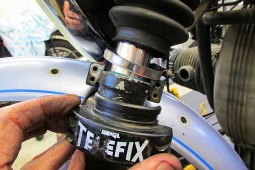 Telefix Fork Brace Parts
