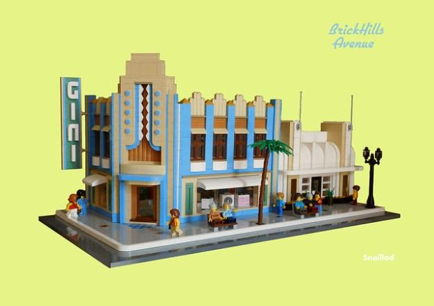 Brickhills Avenue