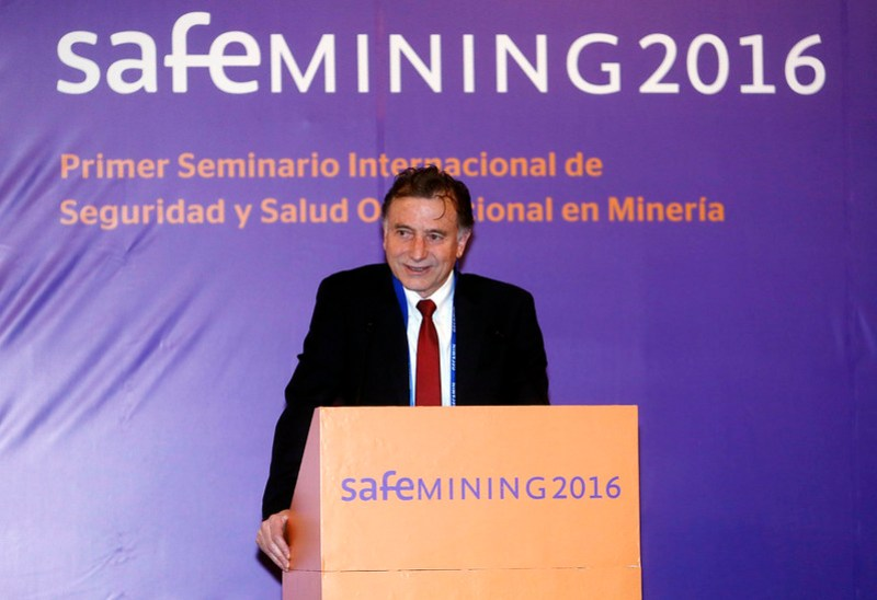 Guillermo Cavalli en Safemining 2016