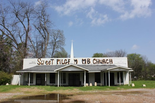 Sweet Pilgrim Missionary Baptist Church, Greenville MS