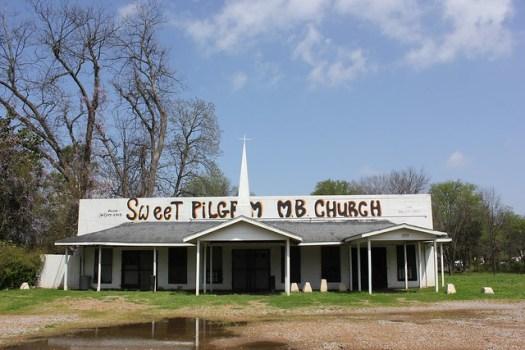 Sweet Pilgrim Missionary Baptist Church, Greenville MS
