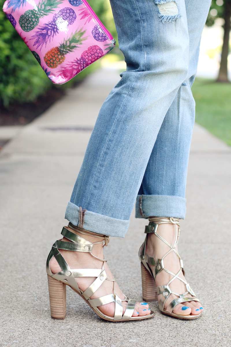 Banana-Republic-denim-gold-lace-up-sandals-3