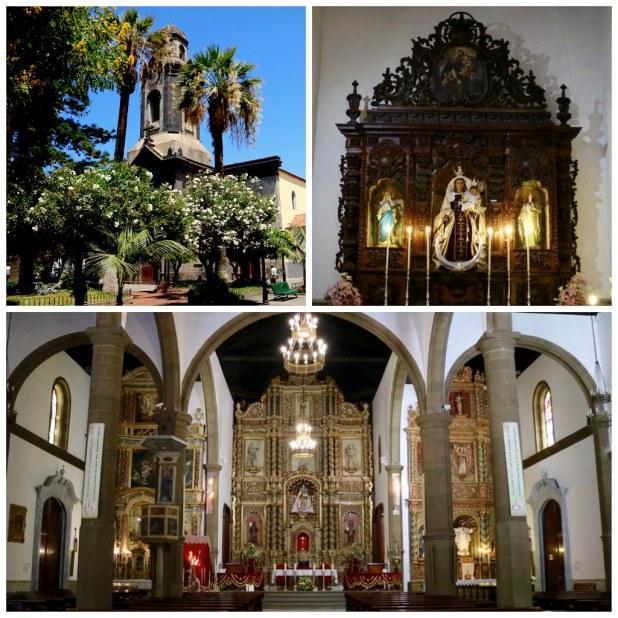 Plaza de la Iglesia, Puerto Cruz