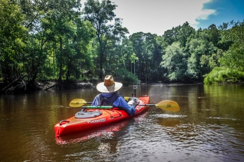 Edisto Beer Commercial and Rope Swing Float-86