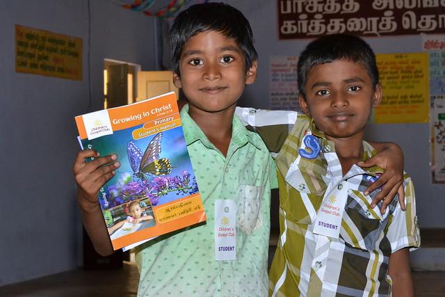 Children's Gospel Clubs 2016