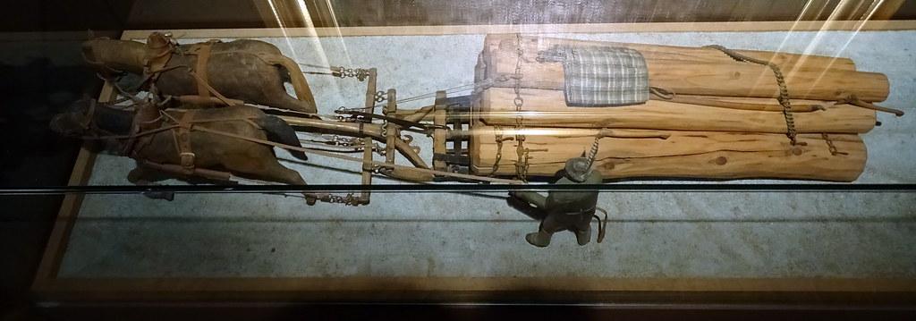 Bad Tolz Remeros Rio Isar Museo Ciudad Alemania 06