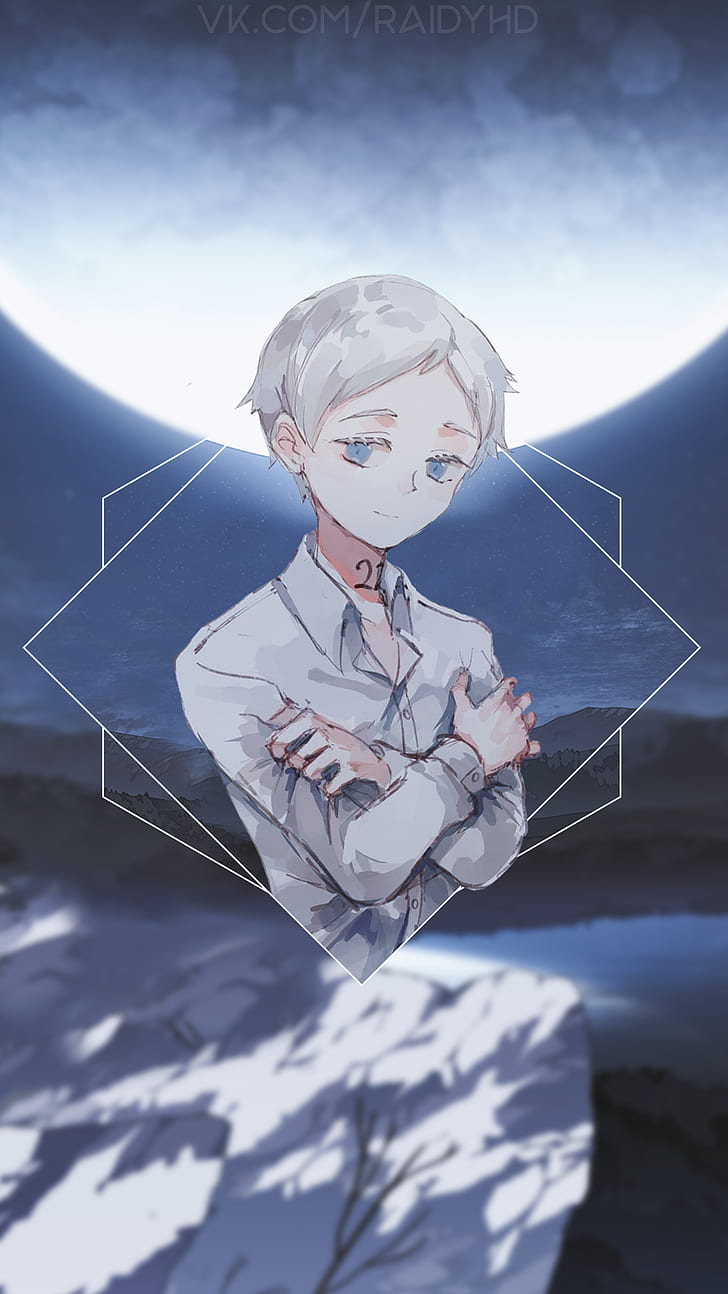 norman the promised neverland 1080p