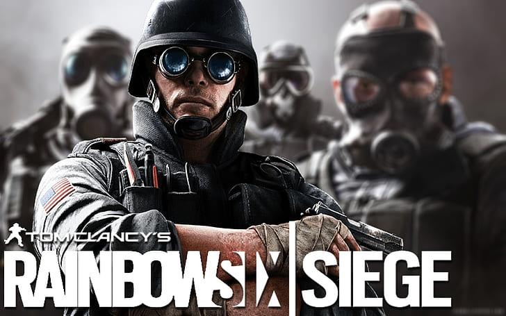 tom clancy s rainbow six siege poster