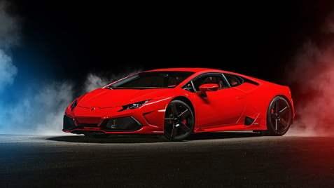 HD wallpaper: lamborghini, huracan, red, racer, cars, custom, black,  lambocars | Wallpaper Flare