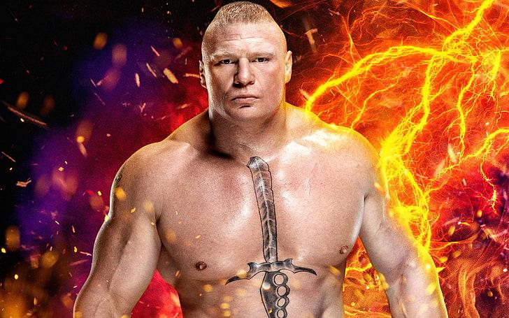 Brock Lesnar 1080p 2k 4k 5k Hd Wallpapers Free Download Wallpaper Flare