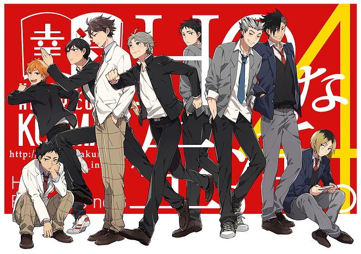Anime Boys 1080p 2k 4k 5k Hd Wallpapers Free Download Wallpaper Flare
