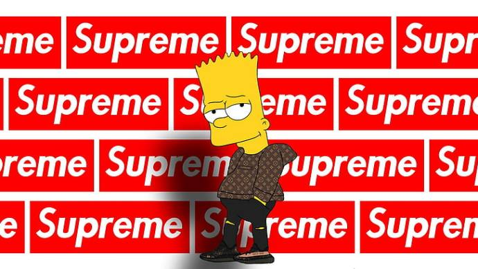 Homer Simpson Supreme Wallpaper Brand Outfit Supreme We hope you enjoy our growing collection of hd images to use as a. homer simpson supreme wallpaper brand