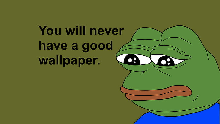 Create Meme Two Thousand Sixteen Pepe Sadness Pictures