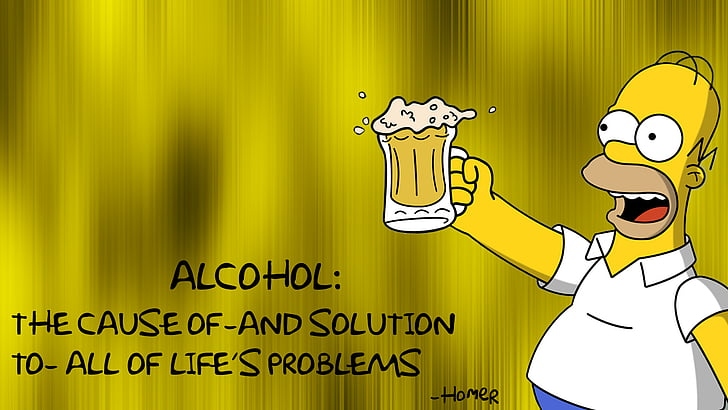 18 Homer Simpson Beer Quotes That Will Never Stop Being Funny