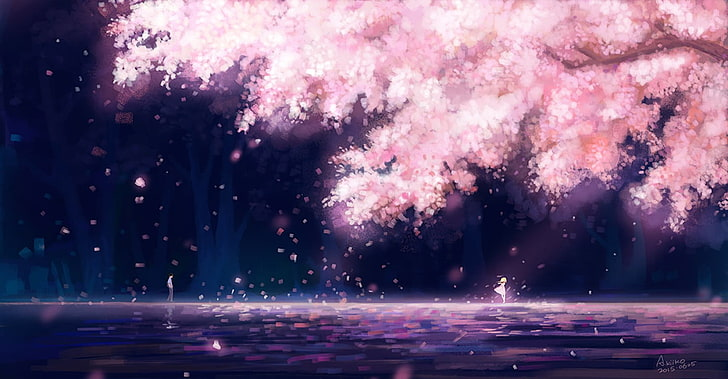 Cherry Blossom 1080p 2k 4k 5k Hd Wallpapers Free Download Wallpaper Flare