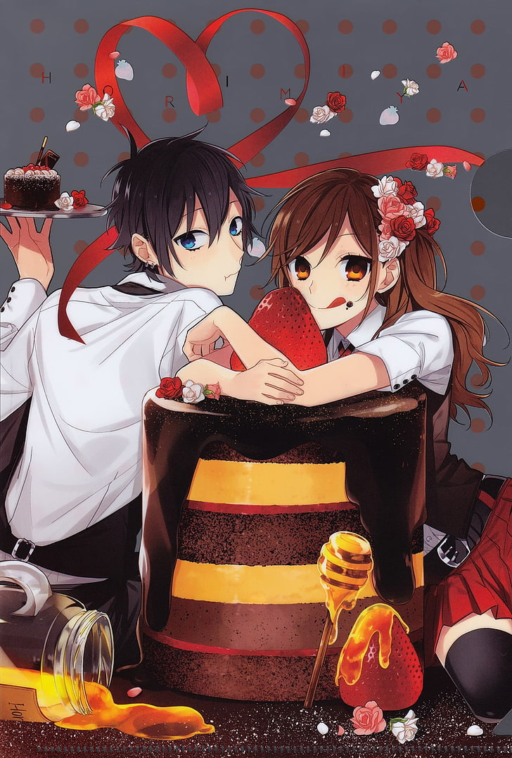 Anime Couple 1080p 2k 4k 5k Hd Wallpapers Free Download Wallpaper Flare