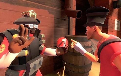 Hd Wallpaper Demoman Fortress Games Meme Scout Team Tf2