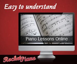 Rocket Piano - Learn Piano