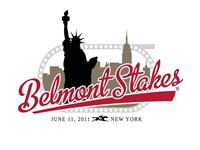 Belmont Stakes logo 2011