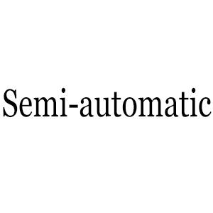 Semi-automatic