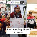 29 September - 2 October 2017: Re-tracing Home - Drawing Workshops (Vienna, Austria)
