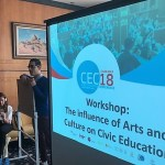 C4D Network at the CEC18 Civic Education Conference (Morocco, 3-7 December 2018)