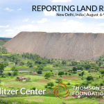 Thomson Reuters Foundation call for Indian journalist applicants: Reporting Land Rights workshop