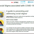 Jointly Developed: Guidance on Stigmas Associated with COVID-19