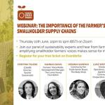 Webinar: The Importance Of The Farmers Voice In Smallholder Supply Chain (June 10, 2021)