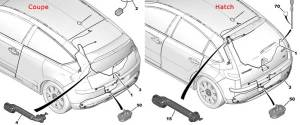 Forums  Technical Questions  C4 Hatch tailgate wiring  C4  DS4 Owners