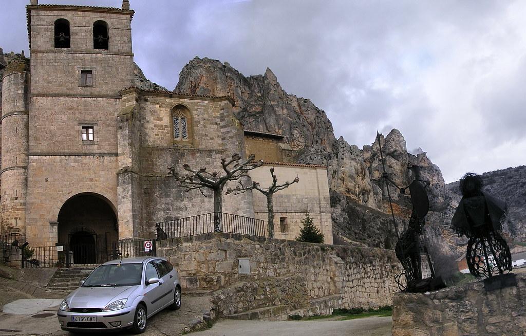 Burgos Iglesia de Santiago Pancorbo 04