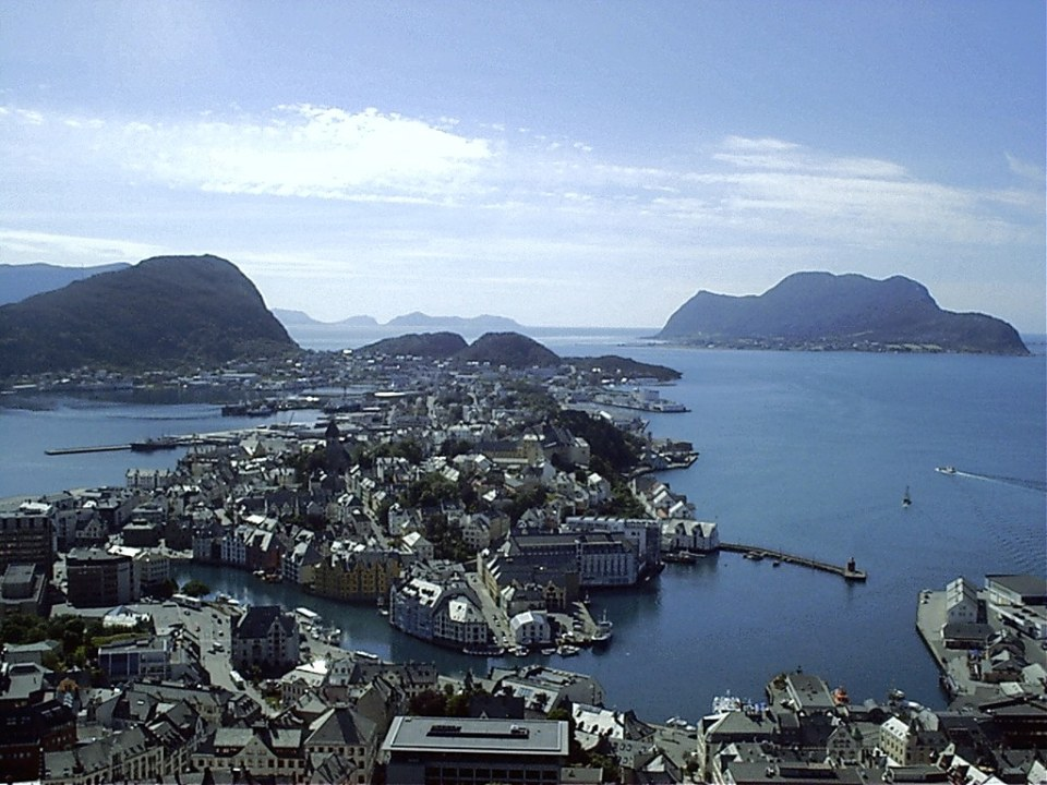 Alesund Noruega 14