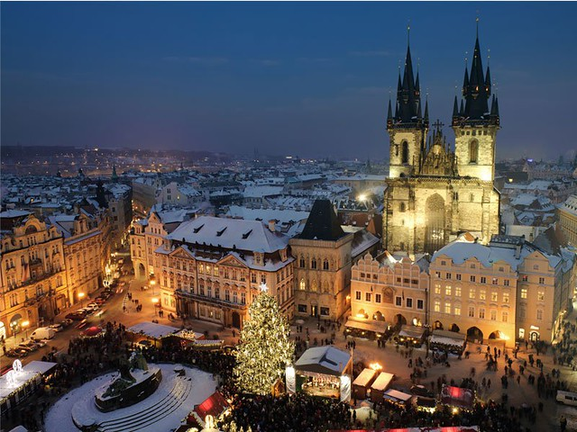 World's Most Magical Christmas Towns - 7