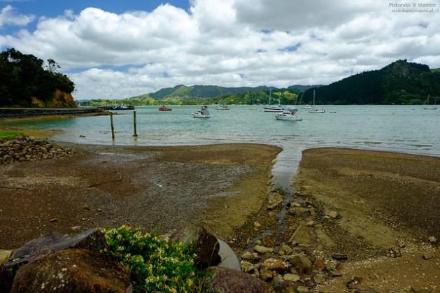 Nowa Zelandia - Port Whangaroa