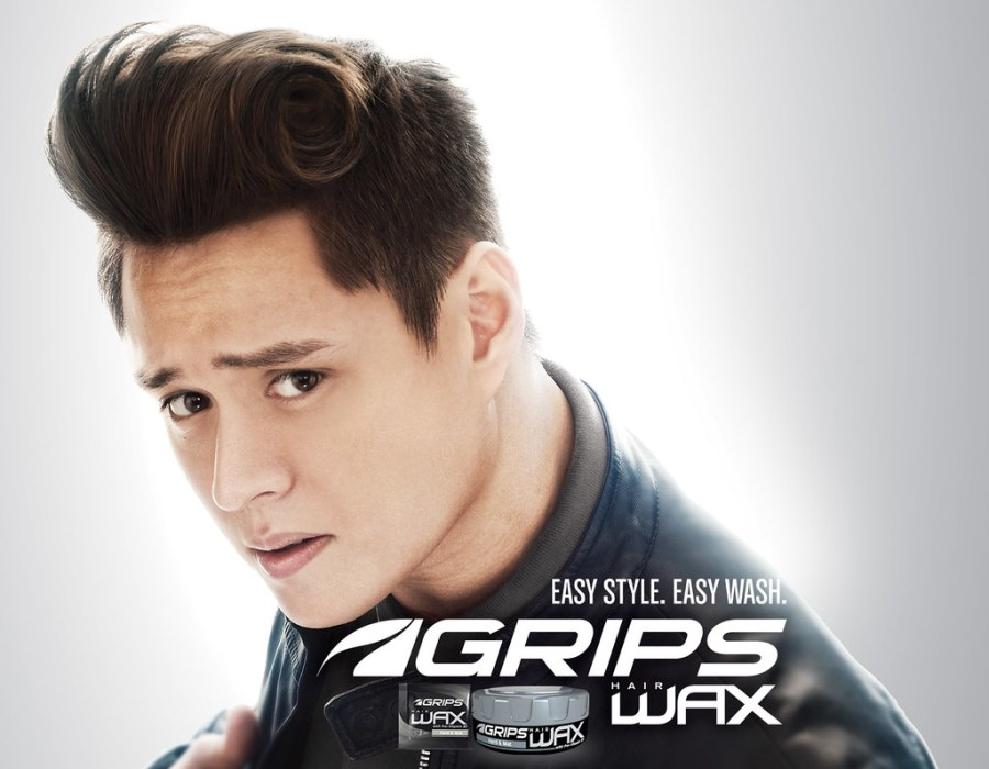 Enrique Gil for Grips hair Wax (2 of 2)