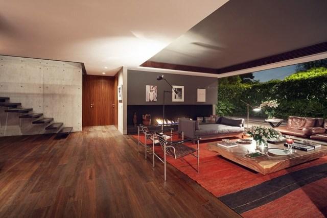 Stunning modern home design mexico