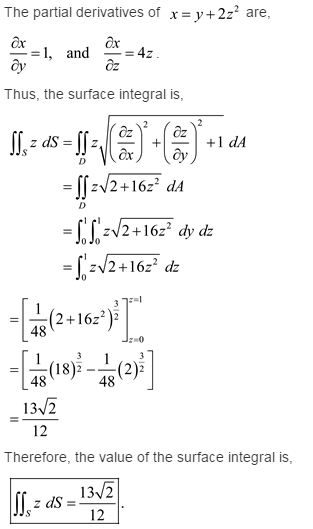 Stewart-Calculus-7e-Solutions-Chapter-16.7-Vector-Calculus-14E-1