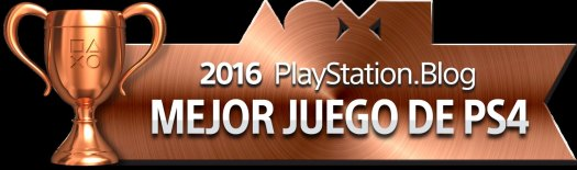 Best PS4 Game - Bronze