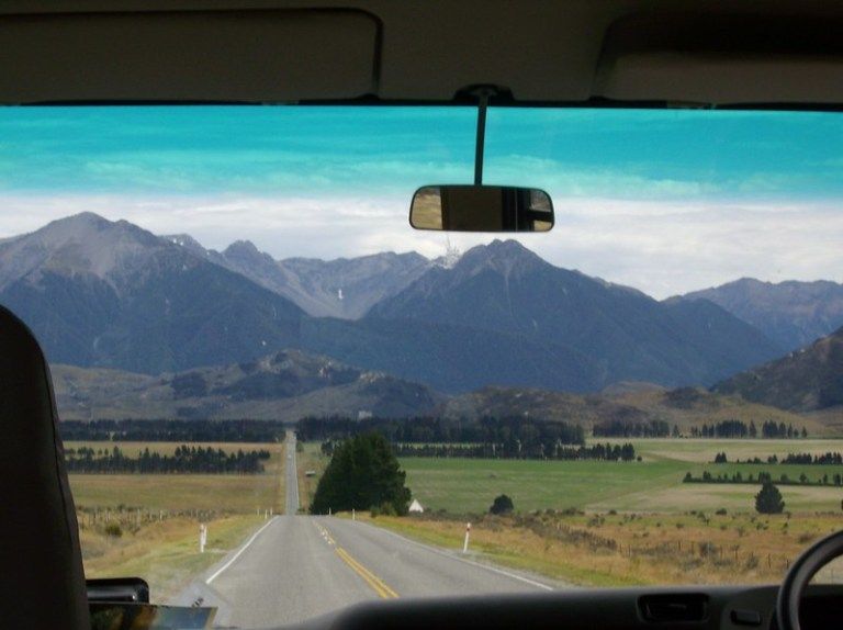 New Zealand road trip - the tea break project solo female travel blog