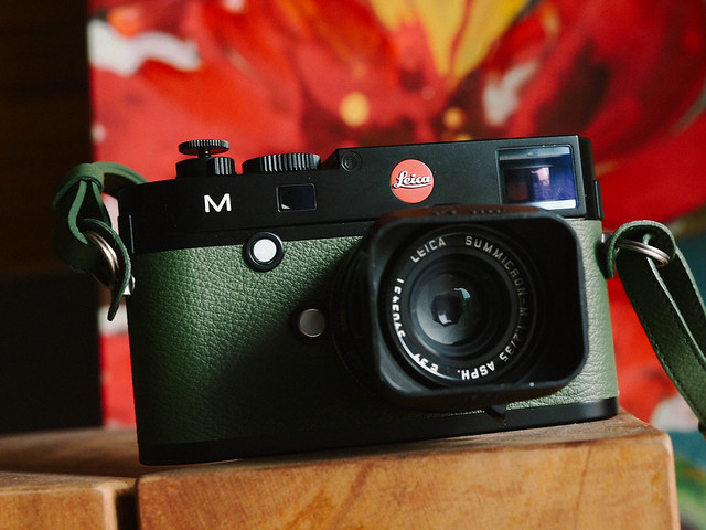 Leica M240 with 35/2 asph