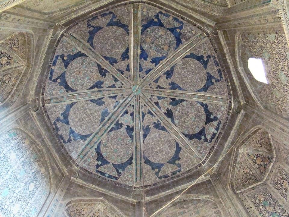 Uzbekistan Jiva Mausoleo de Pakhlavan Makhmud 01