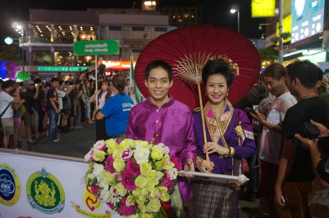 The people of Chiang Mai are friendly towards tourists, and especially backpackers
